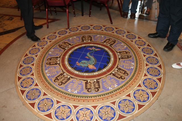 St Georges Hall tour