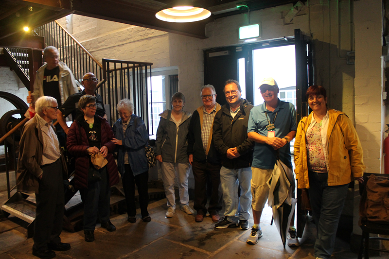 Quarry Bank Mill tour